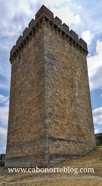 Torre de Monforte de Lemos