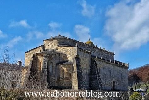 Iglesia románica de San Martiño de Mondoñedo