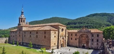 Monasterio de Yuso, La Rioja