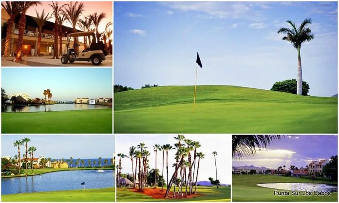 Directorio de Campos de Golf ene Los Cabos, las mejores opciones