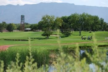 Arroyo del Oso Golf Course — City of Albuquerque