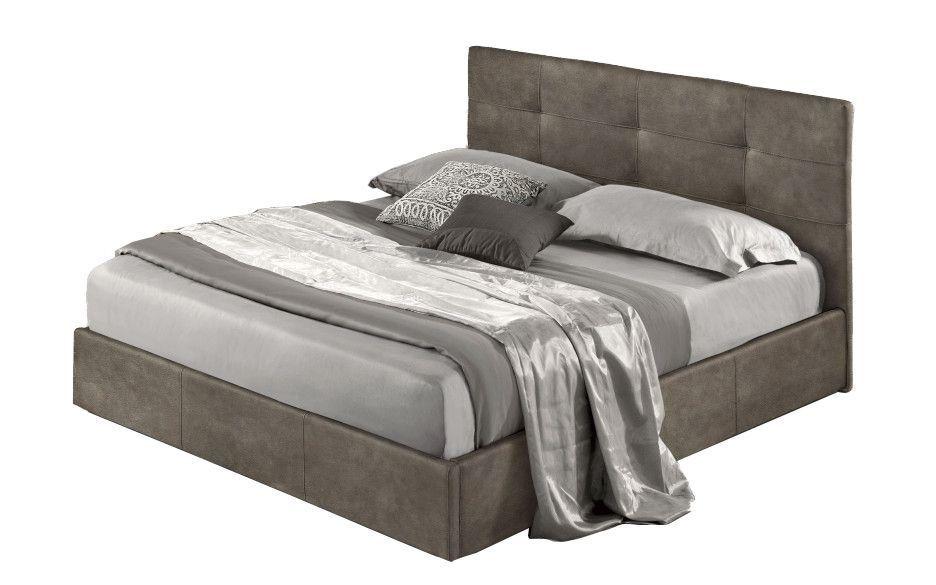 lit coffre 6 points existe en plusieurs tailles de couchage 90 12 140x190cm 160 180x200cm en tissu nubuck