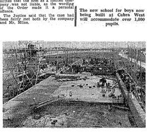 1943 School building