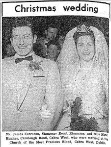 27 Dec 1962 Wedding