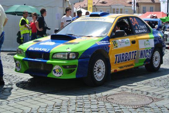 Raliul Sibiului IRC 201201