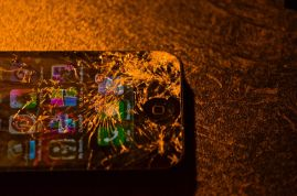 iPhone 5 ecran spart 4