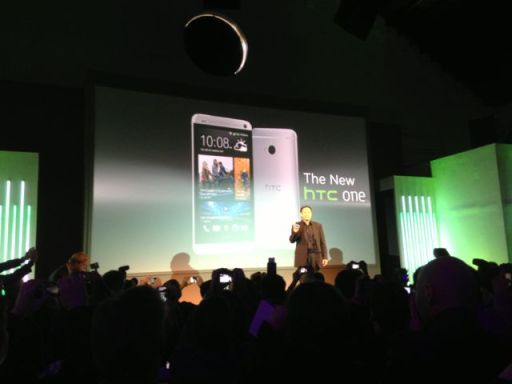 The new HTC ONE 2013