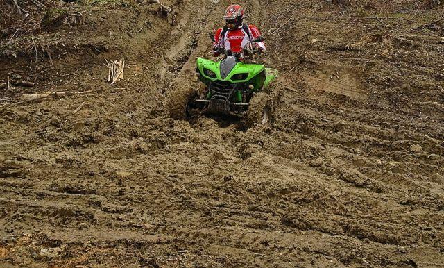 Cabral Ibacka sport extreme quad ATV