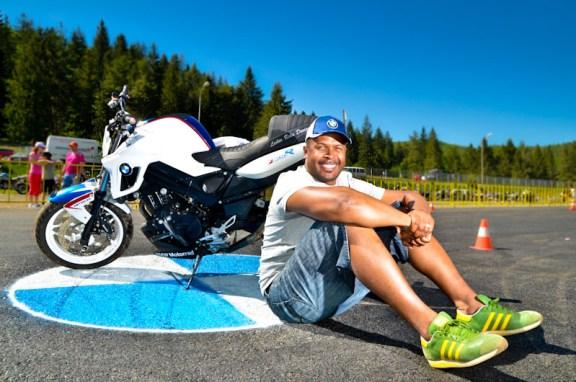 Cabral Ibacka & Chris Pfeiffer deschiderea sezonului BMW-2