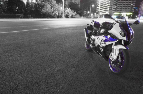 BMW Motorrad HP4 in Romania-5
