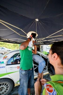Cabral Ibacka - Napoca Rally Academy - Raliul SIbiului 2013-1