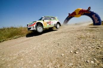 Napoca Rally Academy - Raliul SIbiului 2013-1