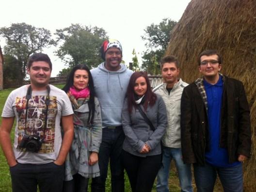 Cabral si musafirii lui Ghita Ciobanul-1