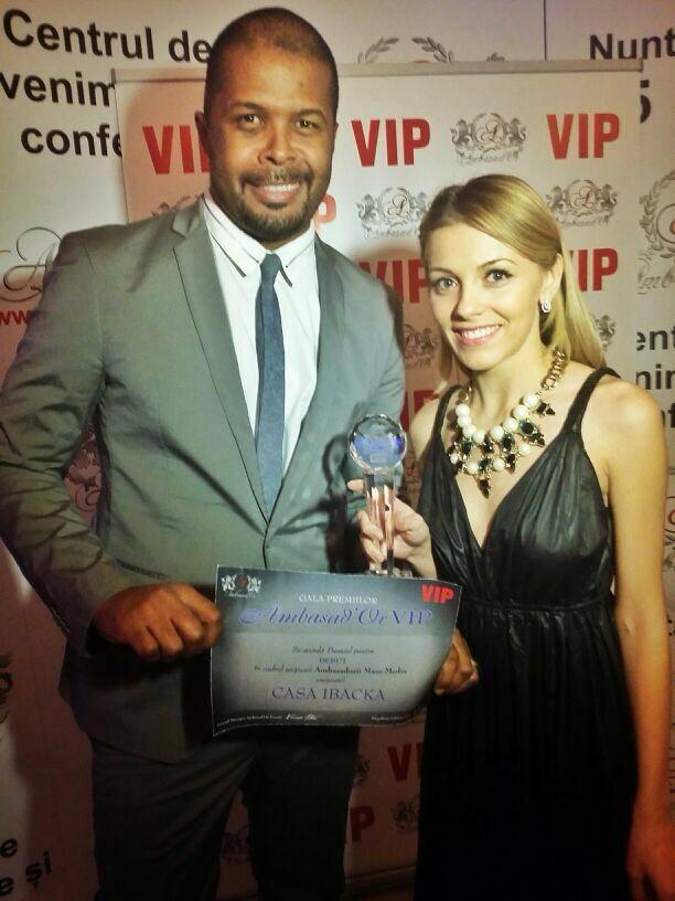 Casa Ibacka premiu VIP decembrie 2013