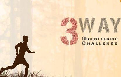 3 way orienteering challenge