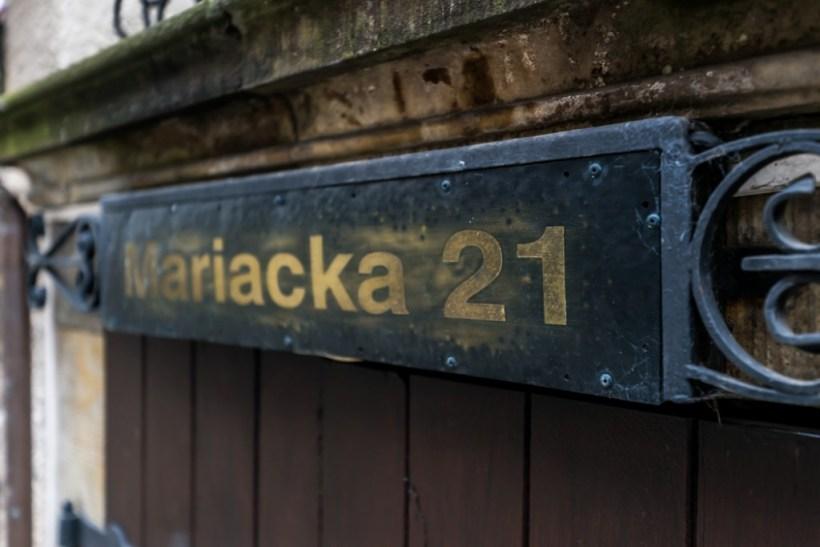 Mariacka 21