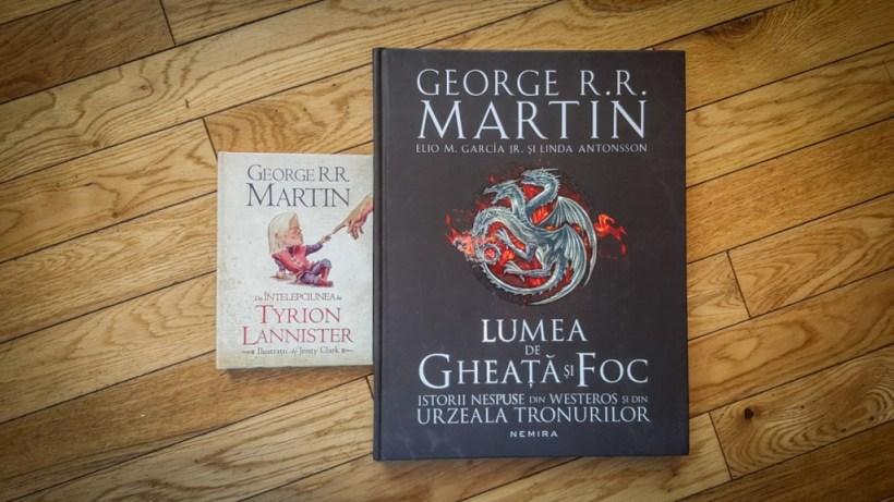 Din intelepciunea lui Tyrion Lannister - Istorii nespuse din Westeros si din Urzeala Tronurilor