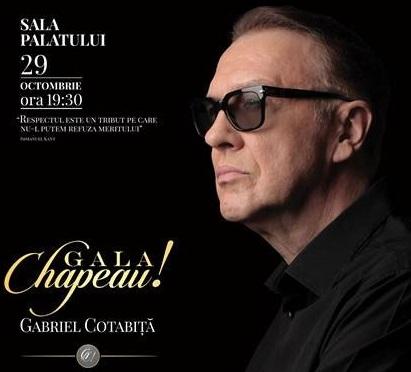 Gabriel Cotabita - Chapeau