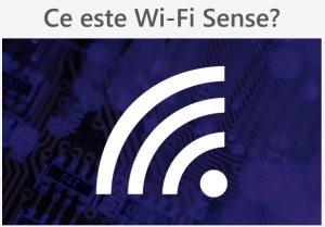 Ce este wi-fi sense
