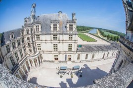 Chambord Chateau (Castle) - 2017 (42 of 66)