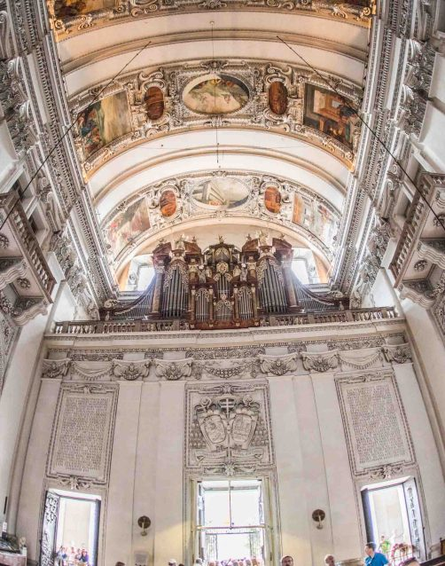 Salzburg Cathedral - Dome of Salzburg 2017 - wide-fisheye pictures (21 of 28)