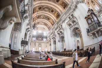 Salzburg Cathedral - Dome of Salzburg 2017 - wide-fisheye pictures (8 of 28)