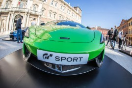 Launch of Gran Turismo Sport on PS4 @ Piazza Roma in Modena (6 of 8)