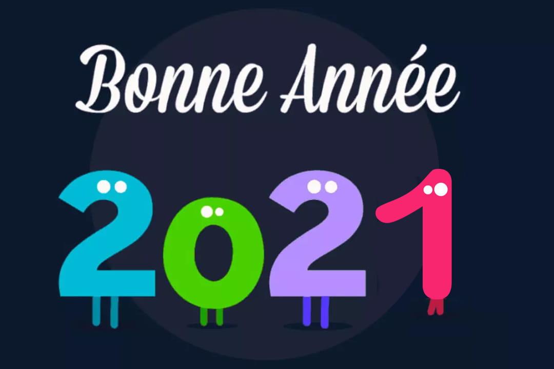 Bonne année et prenez soins de vous !