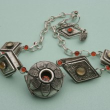 Cabrina Channing Beyond Sight Locket Necklace