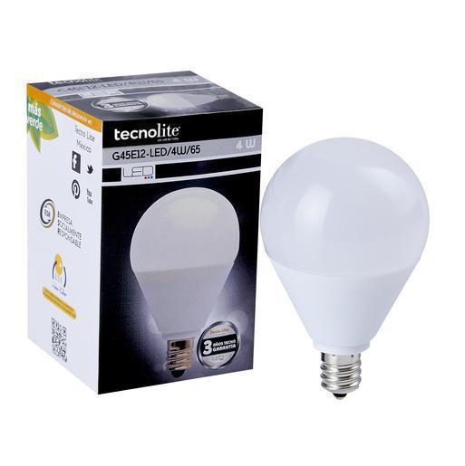G45E12 LED 4W 65 0