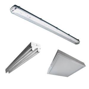 Cuerpos para tubos LED