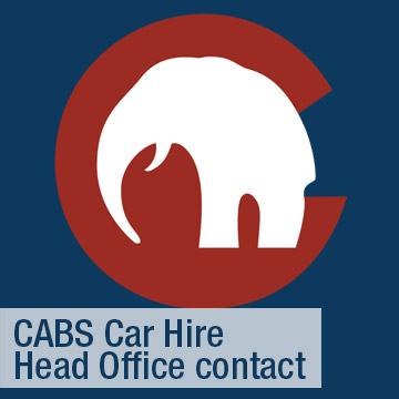 Contact CABS Car Hire