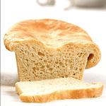 Unproven bread