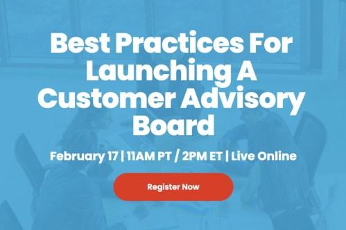 CAB Best Practices panel discussion