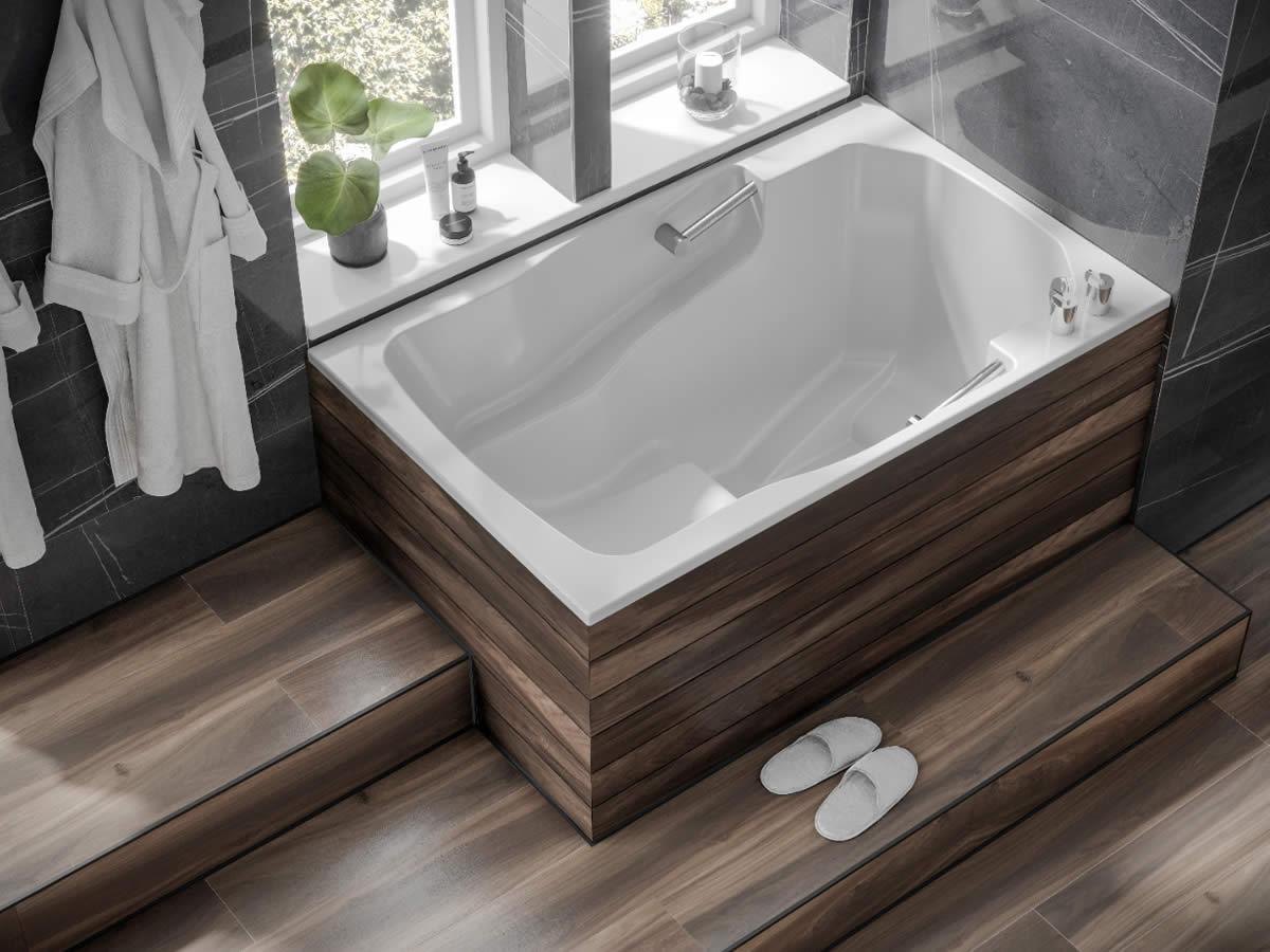 What Makes A True Deep Soaking Tub Cabuchon