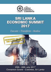 2017 0622 Sri Lanka Economic Summit Brochure image