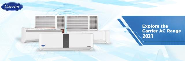 Carrier Air Conditioners UAE