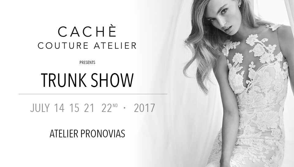 Cache Coulture Atelier Thunk Show