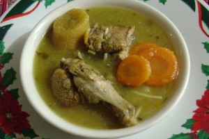 Tres se envenenan al consumir sopa