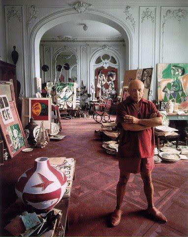 Taller de Picasso podría ser monumento histórico