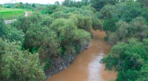 Río desaparece completamente de la noche a la mañana en México