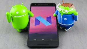 operativo Android se llamará Nougat