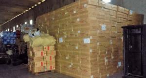 Decomisan contrabando de cigarrillos valorado en más de 50 millones de pesos