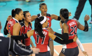 """""""Las Reinas"""" derrotan 3-0 a Venezuela"""