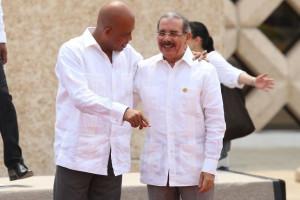 Danilo y Martelly