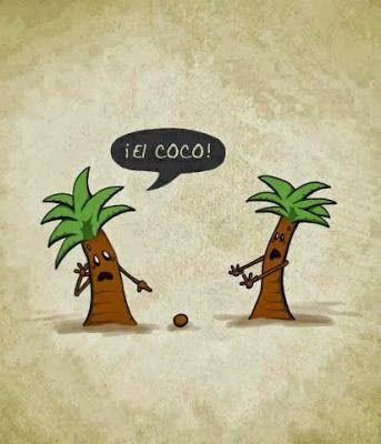 Dios mio es el coco