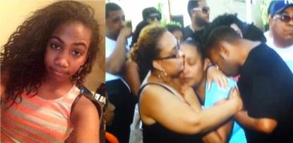 Estudiante dominicana de 12 años asesinada en Paterson