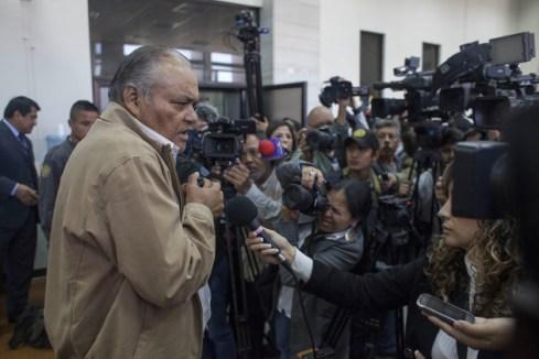 90 A—OS DE C¡RCEL A JEFE POLICIAL POR MASACRE EN EMBAJADA ESPA—A EN GUATEMALA