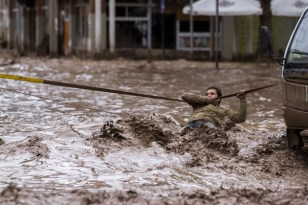 TOPSHOTS-CHILE-WEATHER-FLOOD