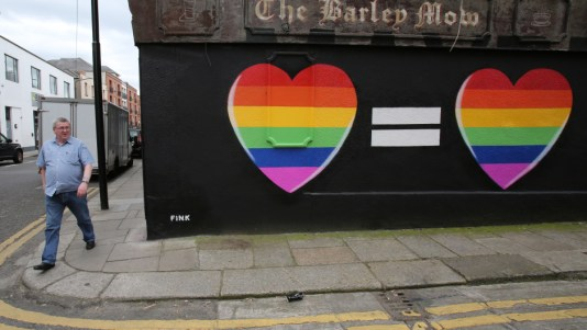 IRELAND-GAY-MARRIAGE-VOTE